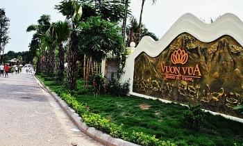 Phú Thọ: Phạt chủ dự án Vườn Vua 120 triệu đồng