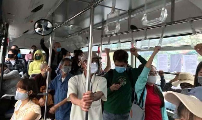 Ngừng hoạt động xe buýt trên địa bàn TP Hà Nội từ 28/3