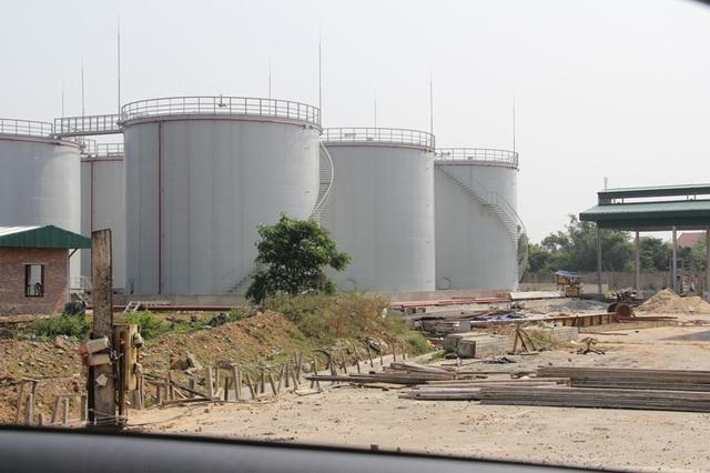 Một doanh nghiệp đề xuất mở kho xăng dầu liên khu vực phía Bắc tại Phú Thọ