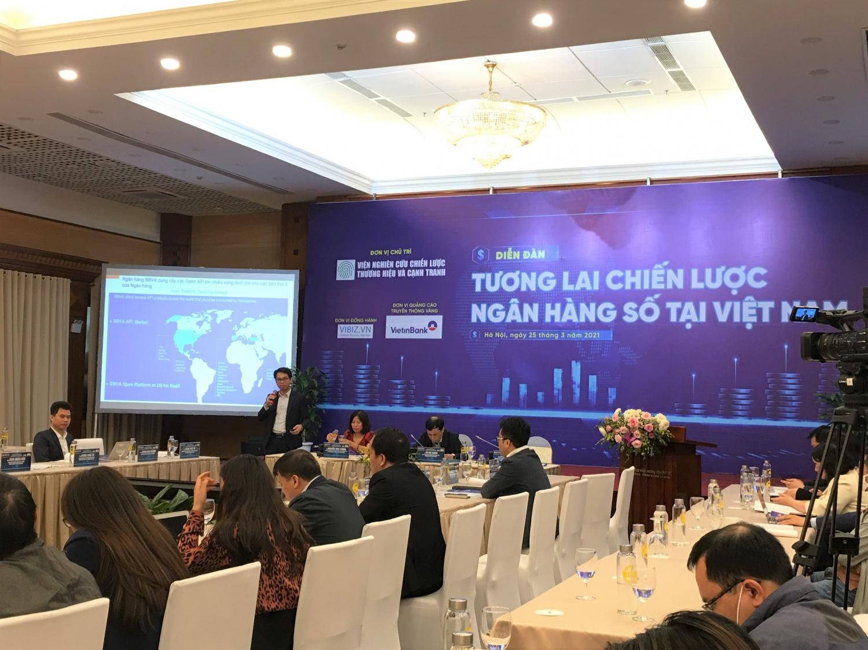 Các ngân hàng tại Việt Nam đẩy mạnh thực hiện chuyển đổi số