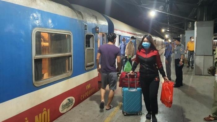 Đường sắt ngừng chạy đôi tàu tuyến Hà Nội - Hải Phòng
