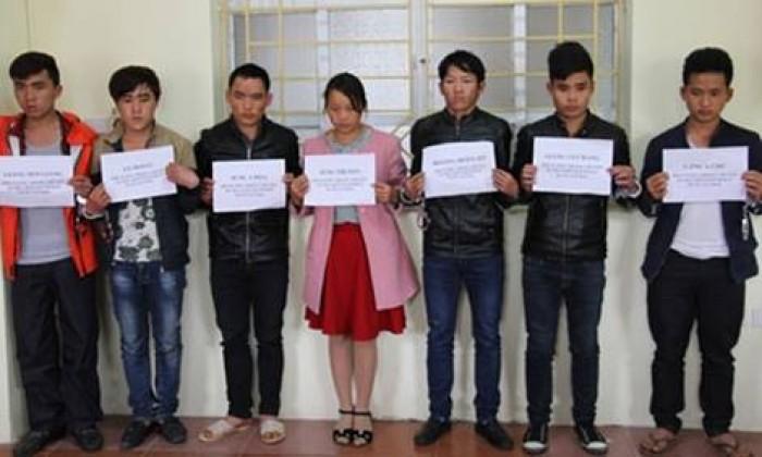 Lừa bán nữ sinh sang Trung Quốc