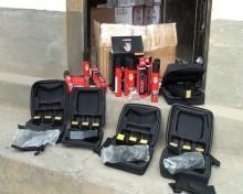 Bắt kẻ vận chuyển súng bắn điện ở Lạng Sơn