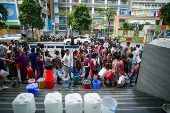 Khoảng 1.059 xã đang trong tình trạng thiếu nước sinh họat