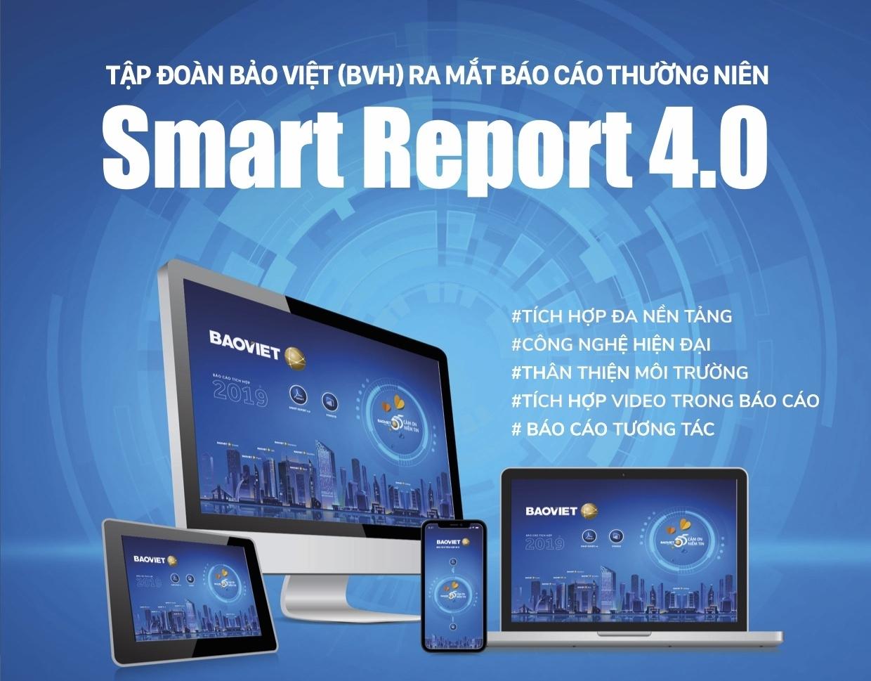 tap doan bao viet bvh ra mat bao cao thuong nien smart report 40