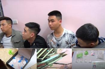 Công an Lạng Sơn phá chuyên án ma túy, bắt giữ nhiều đối tượng