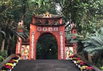 Từ hôm nay (12/4), Phú Thọ mở tour du lịch đêm Đền Hùng