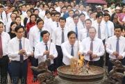 Phú Thọ tổ chức Lễ giỗ Đức Quốc Tổ Lạc Long Quân và Tổ Mẫu Âu Cơ