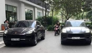 Vụ 2 xe Porsche cùng biển số: Một xe mang biển giả