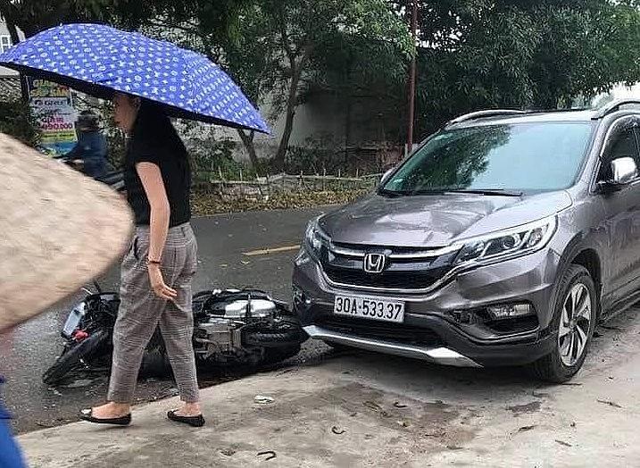Phú Thọ: Tạm giam nữ lái xe gây tai nạn khiến 2 mẹ con tử vong