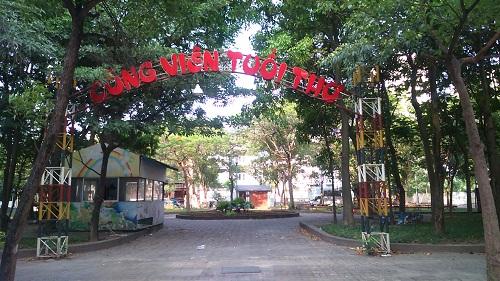 Hà Nội: Trẻ thiếu chỗ chơi, công viên vẫn bỏ hoang