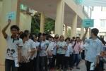 Thí sinh bắt đầu kỳ thi đánh giá năng lực vào ĐH Quốc gia Hà Nội