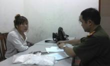 Lạng Sơn: Cô gái xinh đẹp làm nghề... vận chuyển ma túy