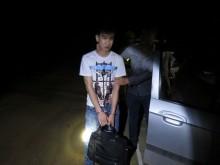 Lạng Sơn: Bắt đối tượng vận chuyển 6kg ma túy đá