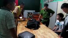 Lạng Sơn: 'Hot boy' xách 6kg ma túy đi taxi
