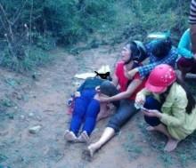 Lạng Sơn: 2 học sinh tắm suối bị nước cuốn trôi