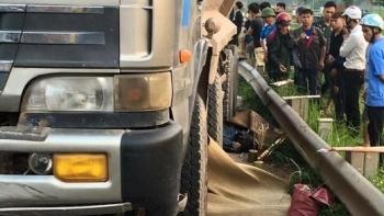 Xử lý nghiêm lái xe tải lấn làn gây tai nạn ở Bắc Giang