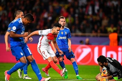 Monaco Thua U0111au Tr U00ean S U00e2n Nh U00e0 Juventus U0111 U1eb7t M U1ed9t Ch U00e2n V U00e0o