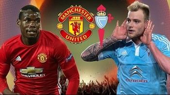 man united vs celta vigo chung ket som o old trafford