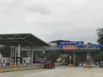 """""""Xóa sổ"""" một trạm thu phí trên cao tốc Bắc Giang-Lạng Sơn"""