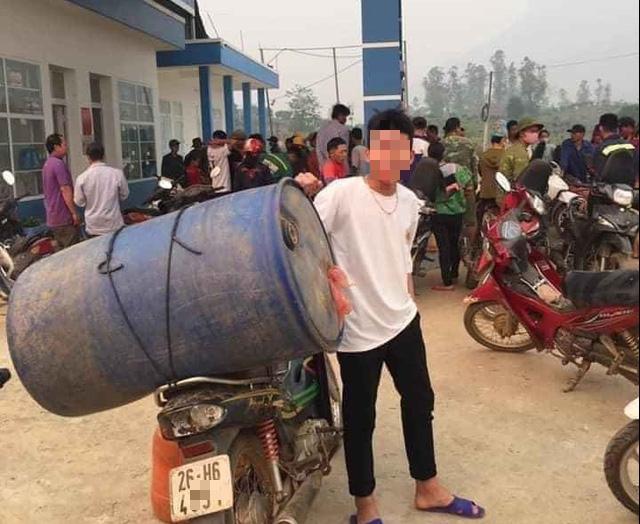 Tích trữ xăng dầu có thể bị xử lý hình sự