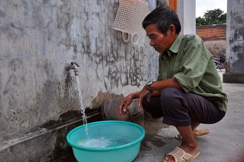 Nâng cao nhận thức, thay đổi hành vi của cộng đồng về sử dụng nước sạch