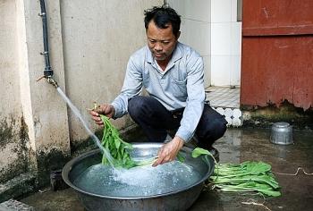 Hà Nội đảm bảo an toàn nguồn nước trong mùa hè 2020