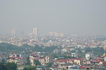 Chất lượng không khí Hà Nội tuần qua thay đổi thất thường
