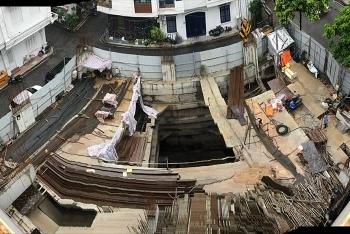 Yêu cầu báo cáo Thủ tướng vụ công trình 4 tầng hầm ở quận Ba Đình trước 1/6