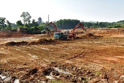 Hoàn thành giải phóng mặt bằng dự án Khu liên hợp xử lý chất thải Sóc Sơn giai đoạn 2 trong tháng 5/2021