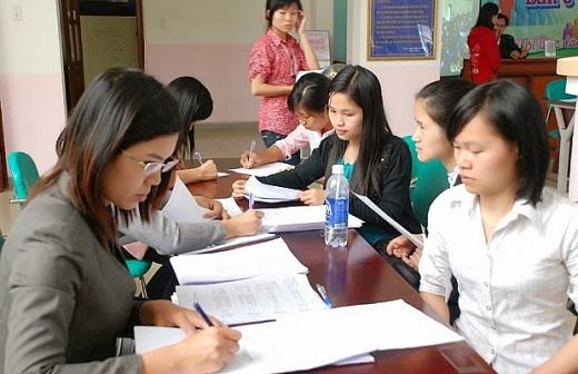 lao dong that nghiep trinh do cao dang dai hoc giam manh