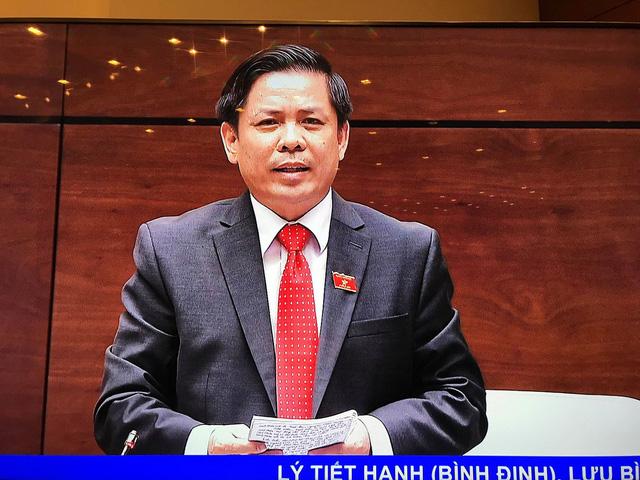 Bộ trưởng Bộ GTVT Nguyễn Văn Thể: Sẽ sớm có tên gọi mới cho trạm BOT
