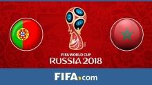 lich thi dau bong da world cup ngay 256 tay ban nha vs maroc