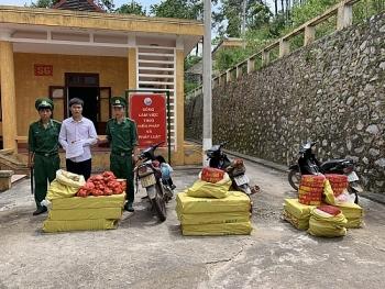 Lạng Sơn: Bắt vụ vận chuyển 2,5 tạ pháo nổ