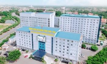 """Bệnh viện Đa khoa tỉnh Phú Thọ phát triển theo mô hình """"Bệnh viện thông minh"""""""