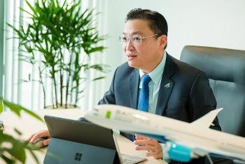 """Sếp Bamboo Airways: """"Ưu tiên tạo sản phẩm giàu giá trị gia tăng với tiêu chí an toàn là số một hậu Covid-19"""""""