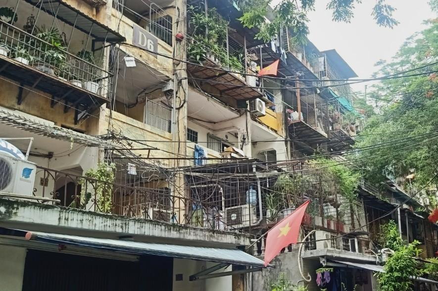 Cải tạo chung cư cũ: Cần hài hòa lợi ích 3 bên!