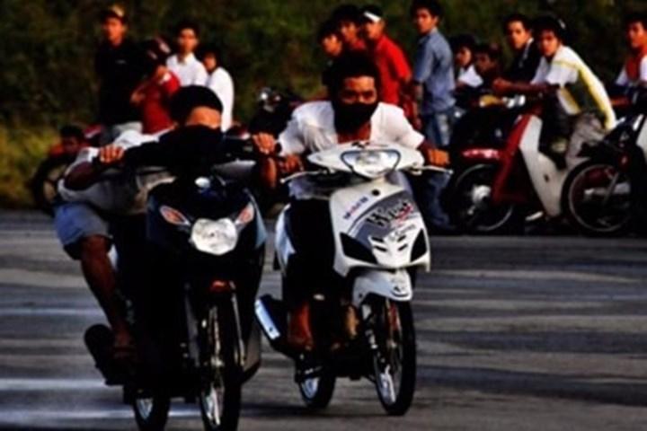Bộ Công an chỉ đạo xử lý tình trạng thanh thiếu niên tổ chức đua xe