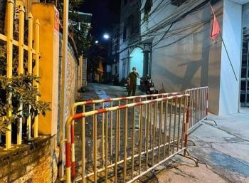 Phú Thọ: Cách ly một phần khu dân phố vì có ca mắc Covid-19