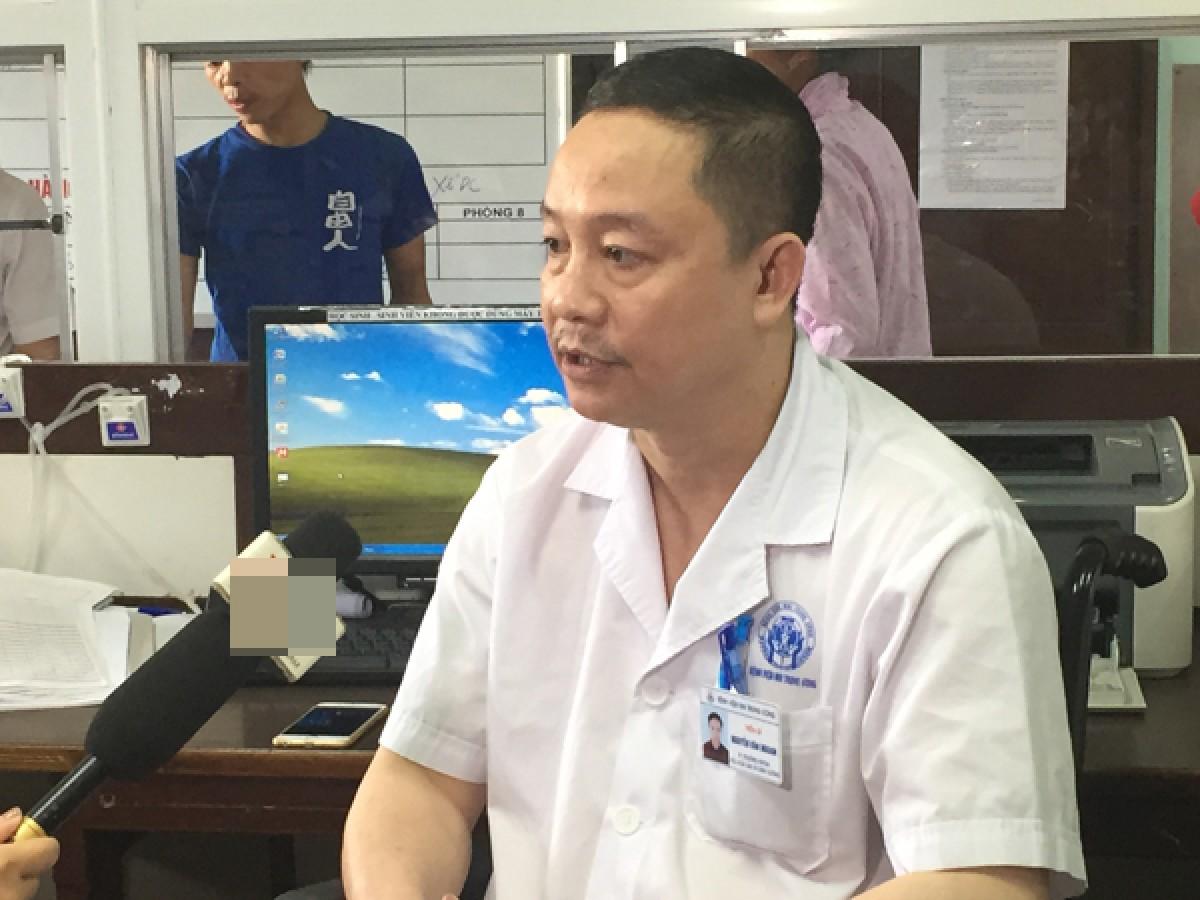 Tiến sĩ Nguyễn Văn Ngoan