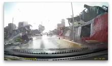 Bắc Ninh: Lốc xoáy phá tan hoang chợ Yên Phong