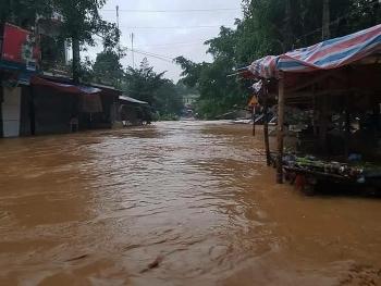 Phú Thọ: Lên phương án chống lũ lụt