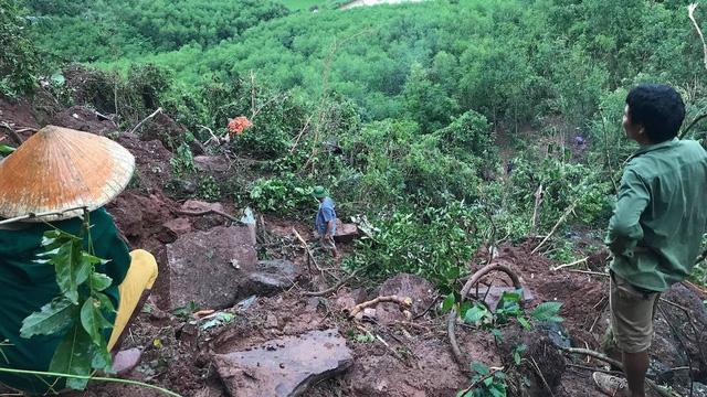 Đã tìm thấy hộp đen máy bay Su-22 rơi ở Nghệ An
