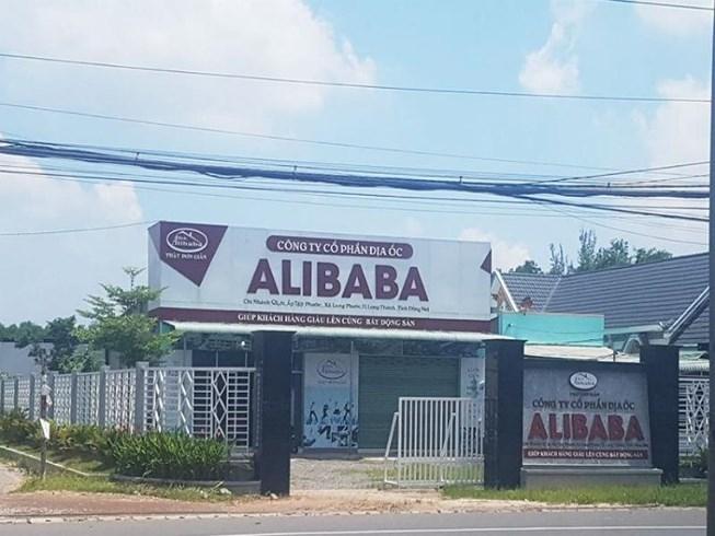 bo cong an dieu tra cac du an cua alibaba tai dong nai
