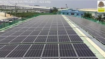 Việt Nam là thị trường hứa hẹn để phát triển năng lượng mặt trời