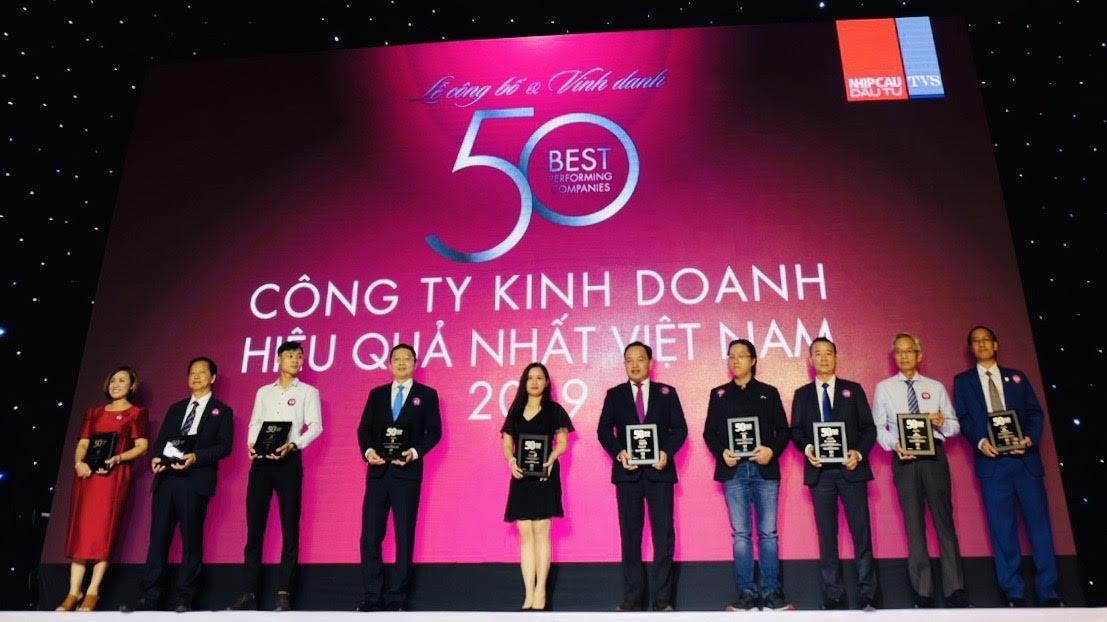 Tập đoàn Bảo Việt (BVH): Doanh nghiệp Việt tỷ đô trong Top 50 công ty kinh doanh hiệu quả nhất Việt Nam