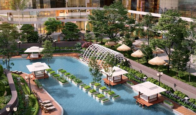 """Thế giới chuộng tiêu dùng """"xanh"""", Việt Nam bứt phá với chuỗi BĐS sinh thái thông minh mang thương hiệu Sunshine Homes"""