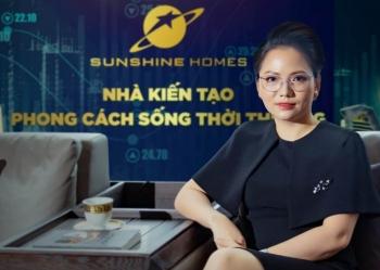 Sunshine Homes bổ nhiệm bàĐỗ Thị Định làm Tổng giám đốc thay bà Dương Thị Mai Hoa
