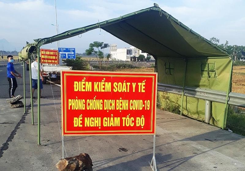 Danh sách 22 chốt kiểm soát người ra vào thành phố của Công an Hà Nội