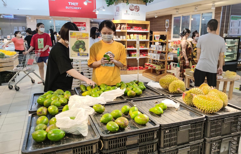 Người dân Hà Nội yên tâm mua sắm